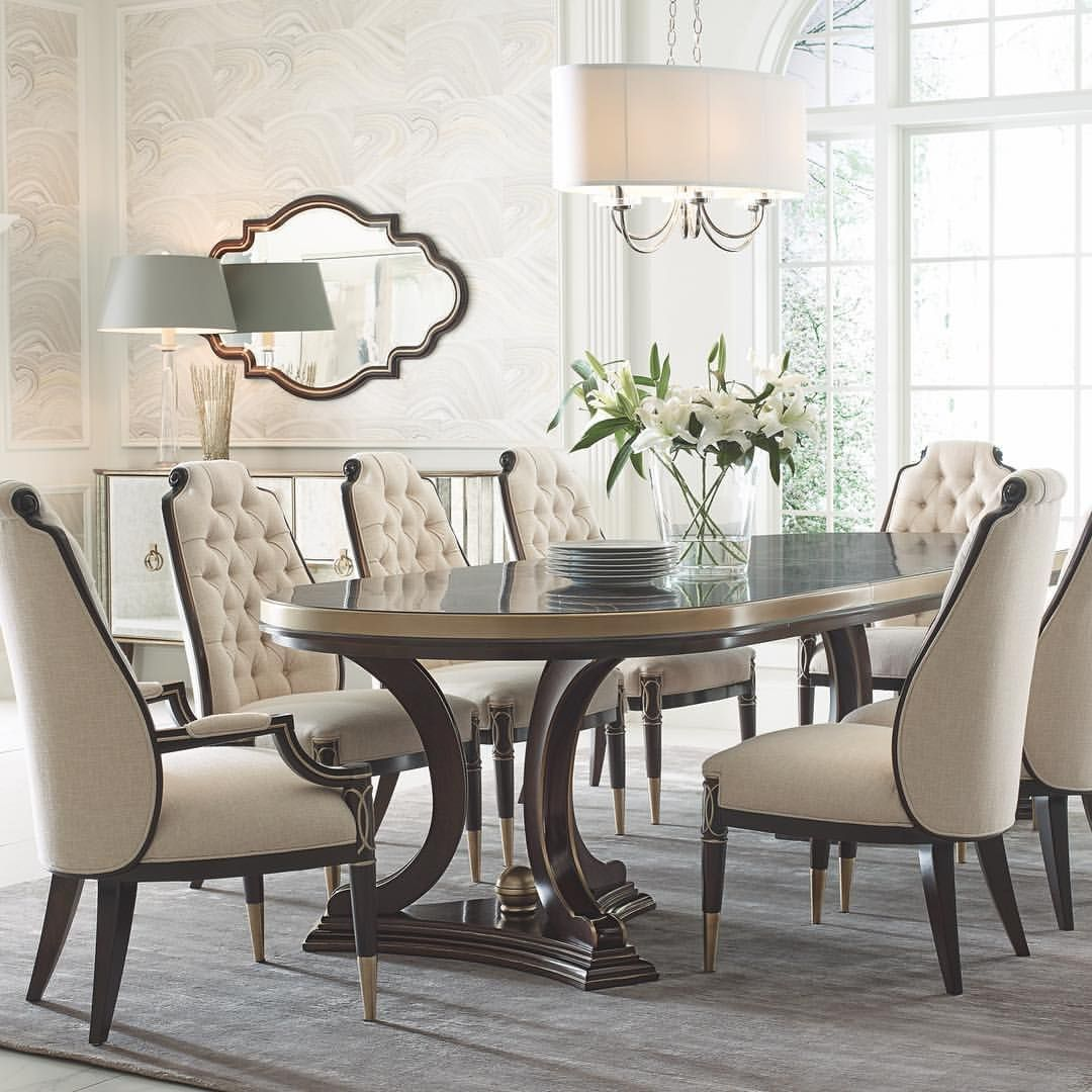 New Argyle Dining Collection Arriving Late October 2016 Quantities Limited For Information Luxury Dining Room Dining Room Table Decor Dinning Room Decor