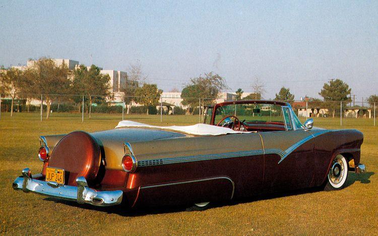 File Frank Monteleone 1956 Ford Kustoms Los Angeles