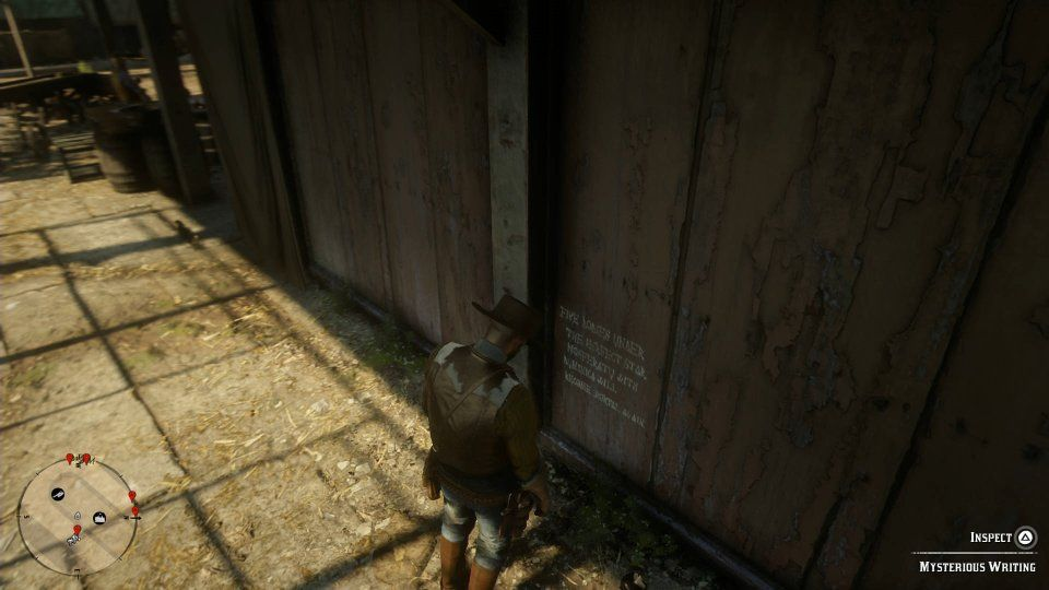 Vampire Easter Egg Red Dead Redemption 2 Wiki Guide Ign Red