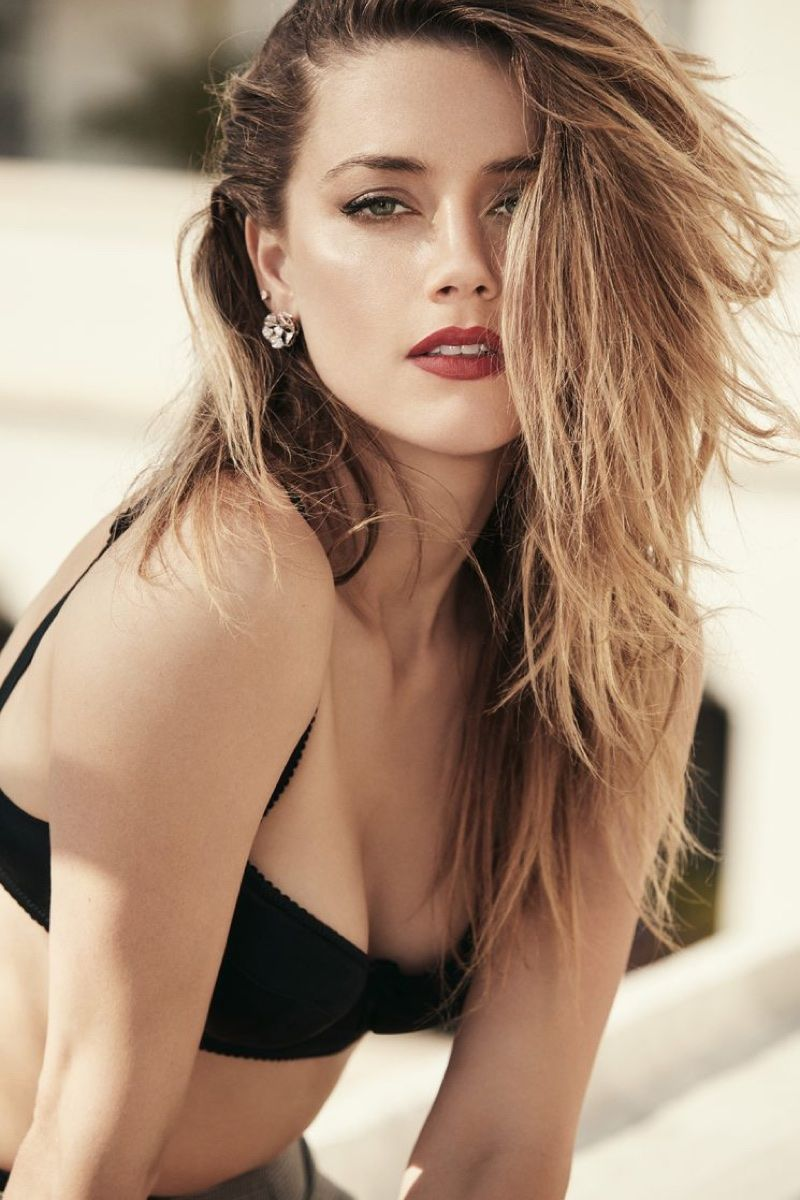 Amber Heard Leaked Nudes pin on photography