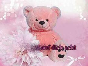 Gute Nacht Ein Küsschen Schick Ich Dir Süße Träume
