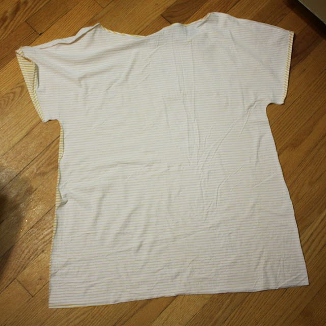 simple t-shirt pattern