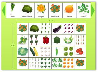 Beautiful Planning A Garden Layout, Free Online Garden Planner, Vegetable Garden  Design