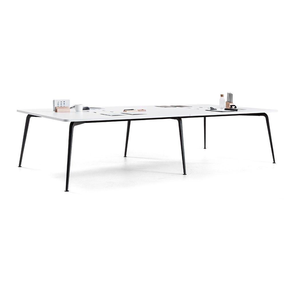 Konferenztisch Twist Tiefe 1200mm Konferenztisch Haus Deko Tisch