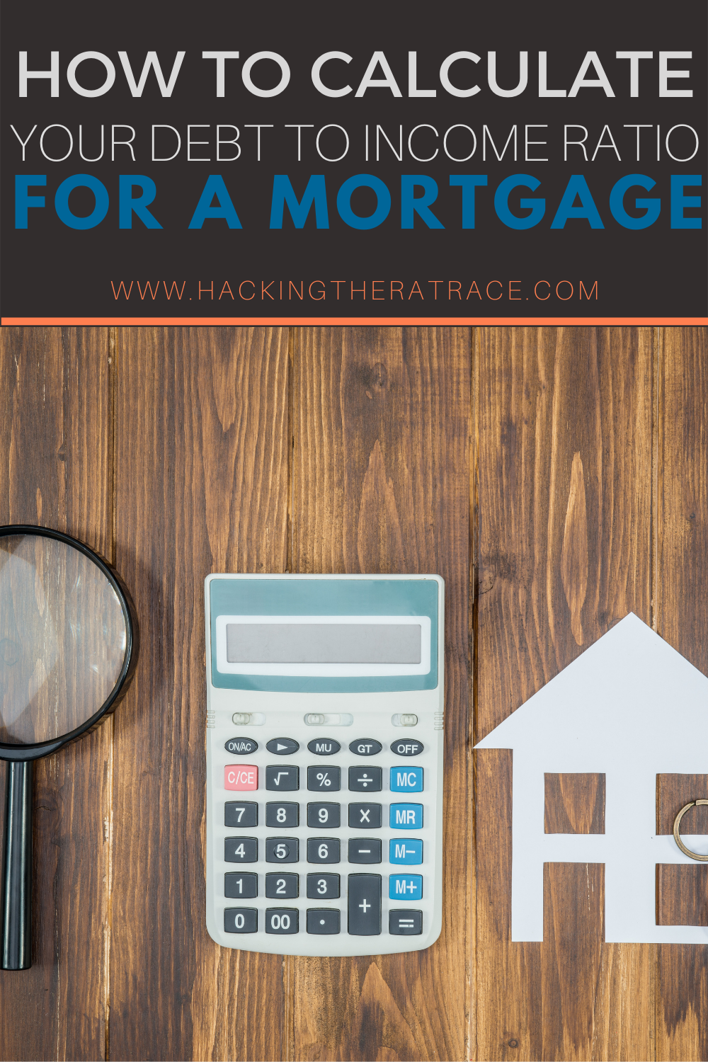 How To Calculate Debt To Income Ratio For A Mortgage Loan Debt To Income Ratio Mortgage Loans Mortgage