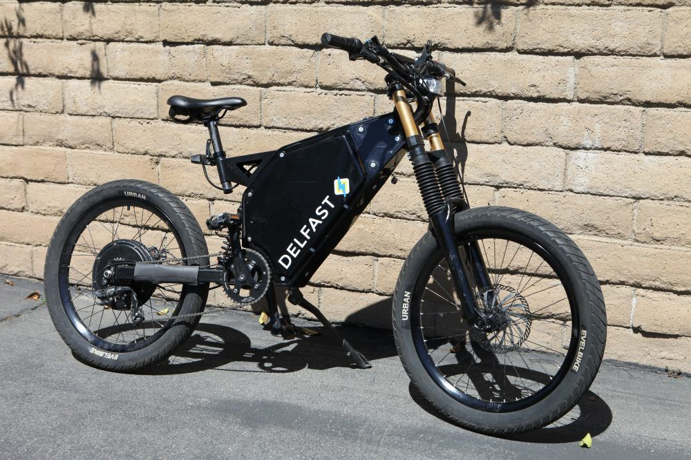 Delfast Maker Of 380 Km Range Electric Bicycle Has A New Bike