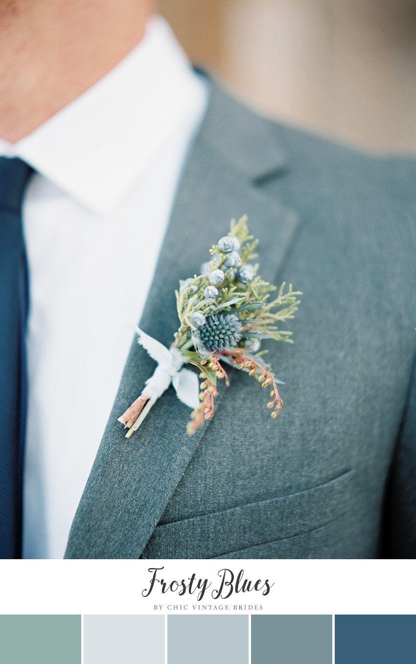 11 Beautiful Winter Wedding Colour Palettes | Winter weddings ...