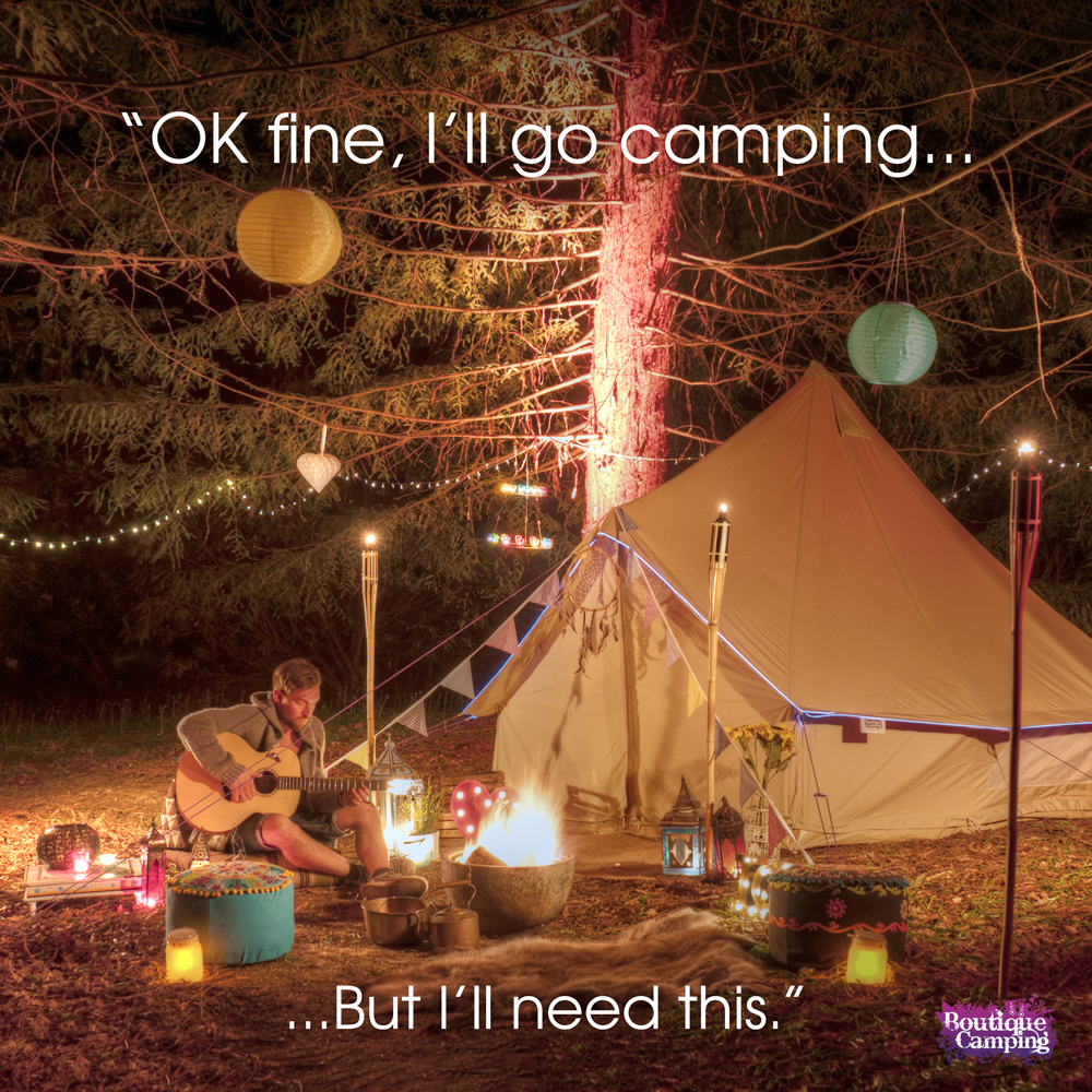 Check Out Boutique Camping For All Your Camping Needs Tent Glamping Bell Tent Glamping Bell Tent