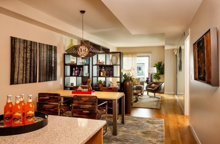 wohnwand modern inneninterieur, wohnwand dekorieren | queenlord.brandforesight.co, Möbel ideen