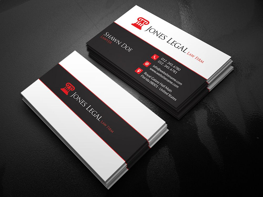 Law Business Card 27 - http://graphicpick.com/downloads/law-business ...