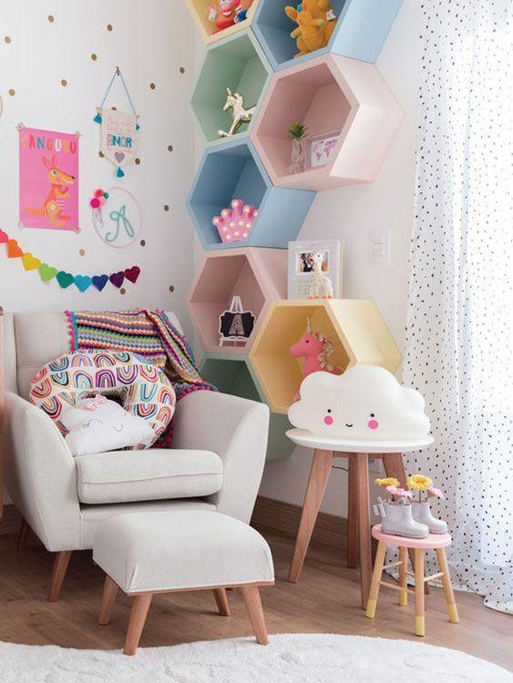 Decoración de Cuarto de Bebé: 20 Ideas Increíbles para Inspirarse! images