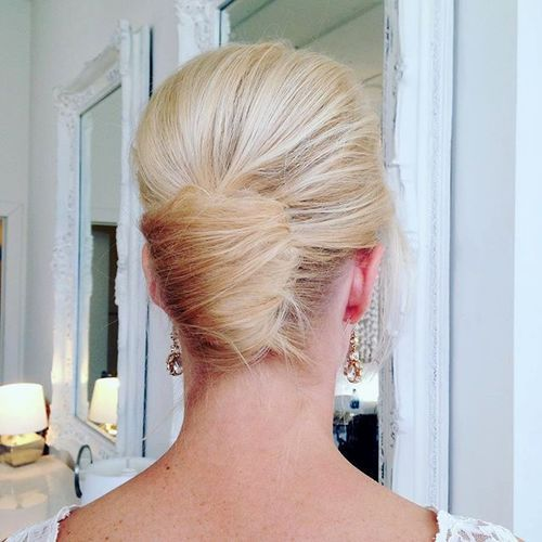 50 Stylish French Twist Updos French Twist Updo French Twist Hair Long Hair Styles