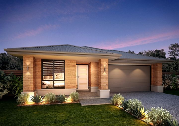 Modern Single Storey House Designs Review Small House Design