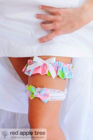 Lily garters :)