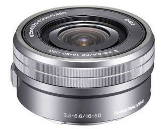 Sony Selp1650 16 50mm Power Zoom Lens Silver Bulk Packaging Sony Zoom Lens Camera Lens Sony Camera