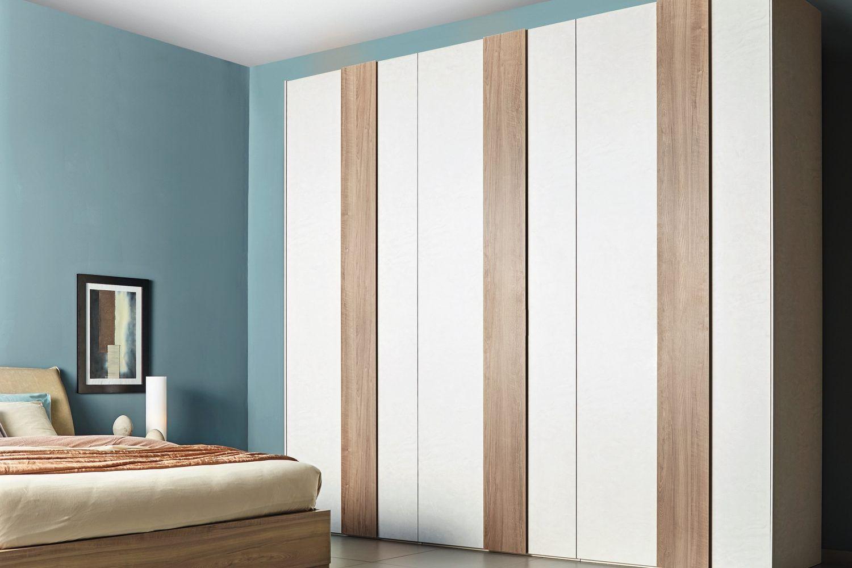 Ricci Casa Armadi Con Ante Scorrevoli.Armadio Brisbane Calce E Noce Wardrobe Design Bedroom Home
