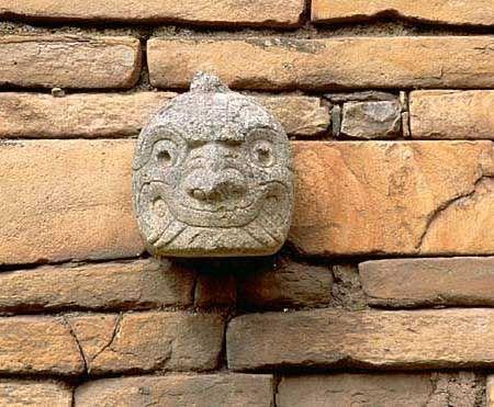 Chavin de Huantar - The monuments of Chavin here are