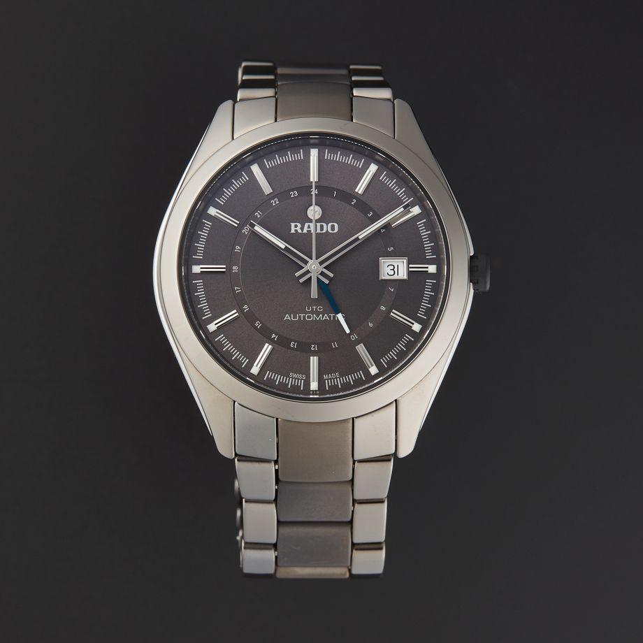 Rado Hyperchrome Xl Utc Automatic R32165102 Affiliate Xl Hyperchrome Rado Automatic Rado Durable Watches Men Fashion Site