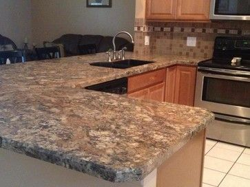 Wilsonart Hd Laminate In Summer Carniva Laminate Countertops