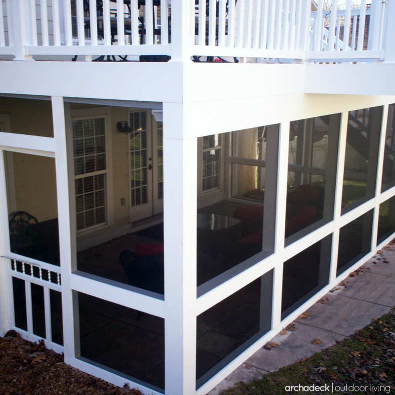 Everything You Need To Know About Decks, Screened Porches