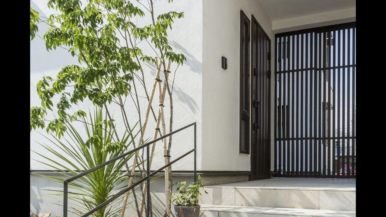 玄関ドアの調整 閉まる速度の調整 ドアクローザー調整 アイジースタイルハウス Igstylehouse 玄関 玄関ドア マイホーム