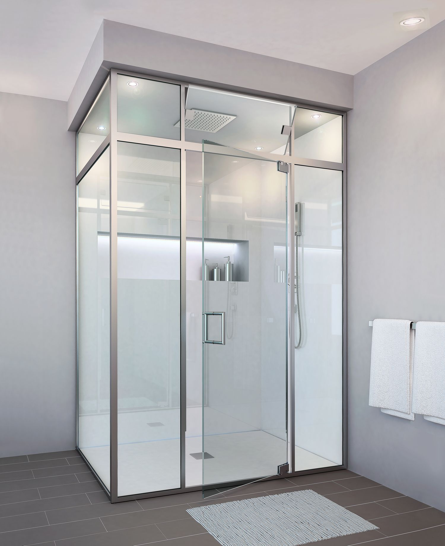Frameless Vs Semi Frameless Vs Framed Shower Enclosures Shower