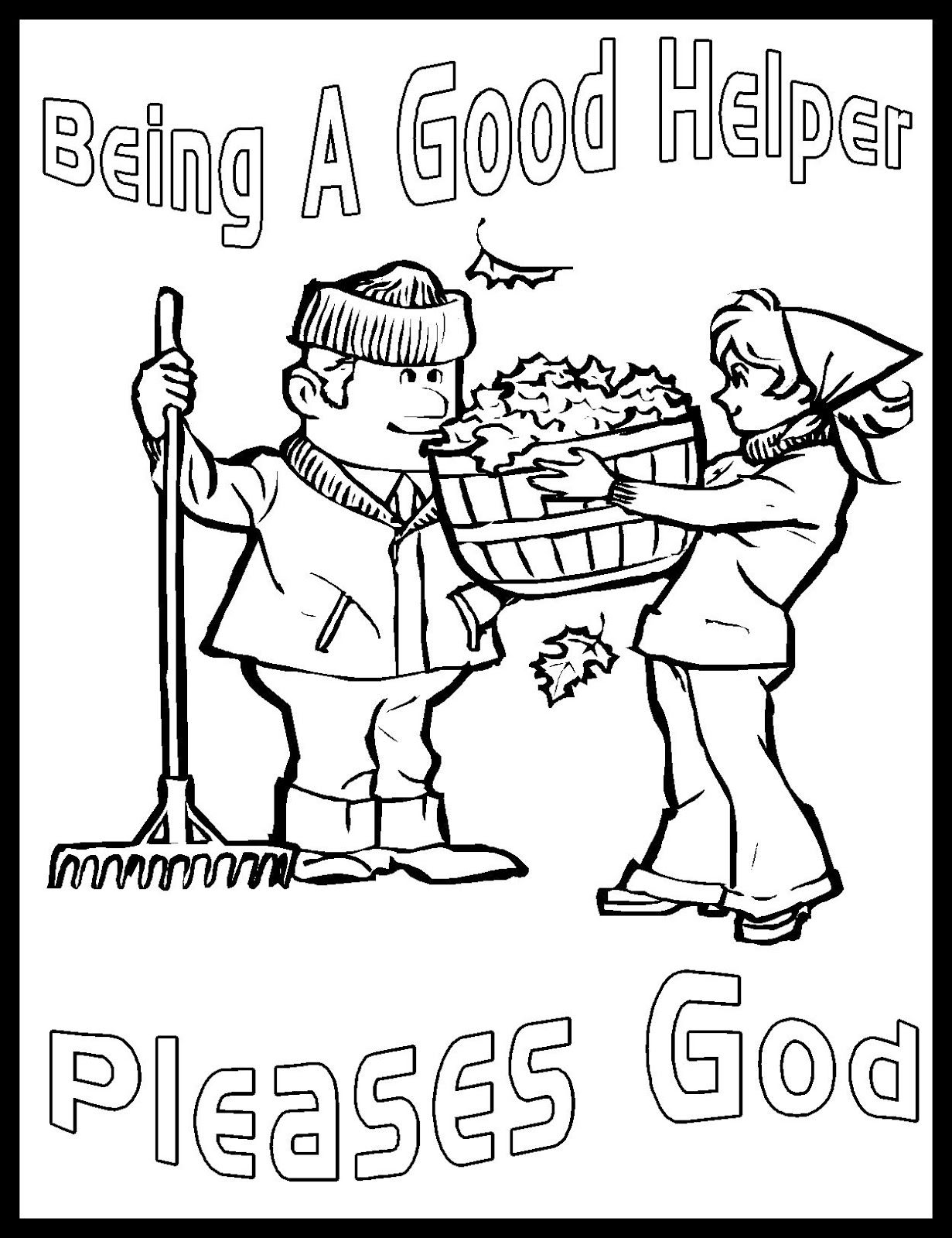 Being A Good Christian Coloring Page Sketch Coloring Page Christian Coloring Coloring Pages Jesus Coloring Pages