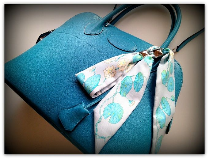 my private collection: Hermes bags especially  chèvre Bolide!! so lightweight to carry! *photo by afs