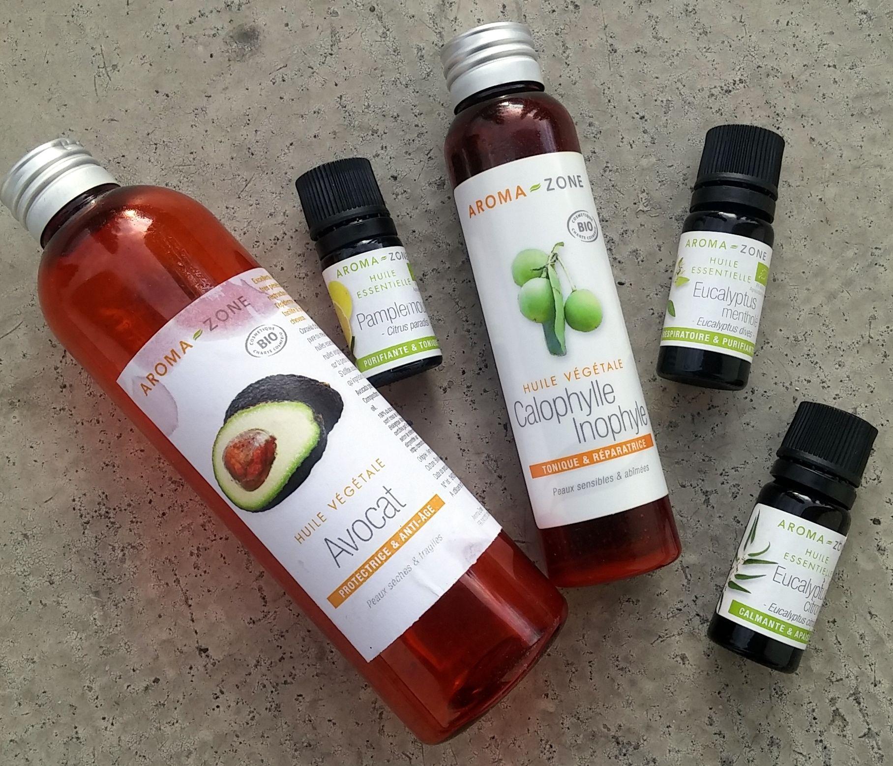 recette huile anti cellulite