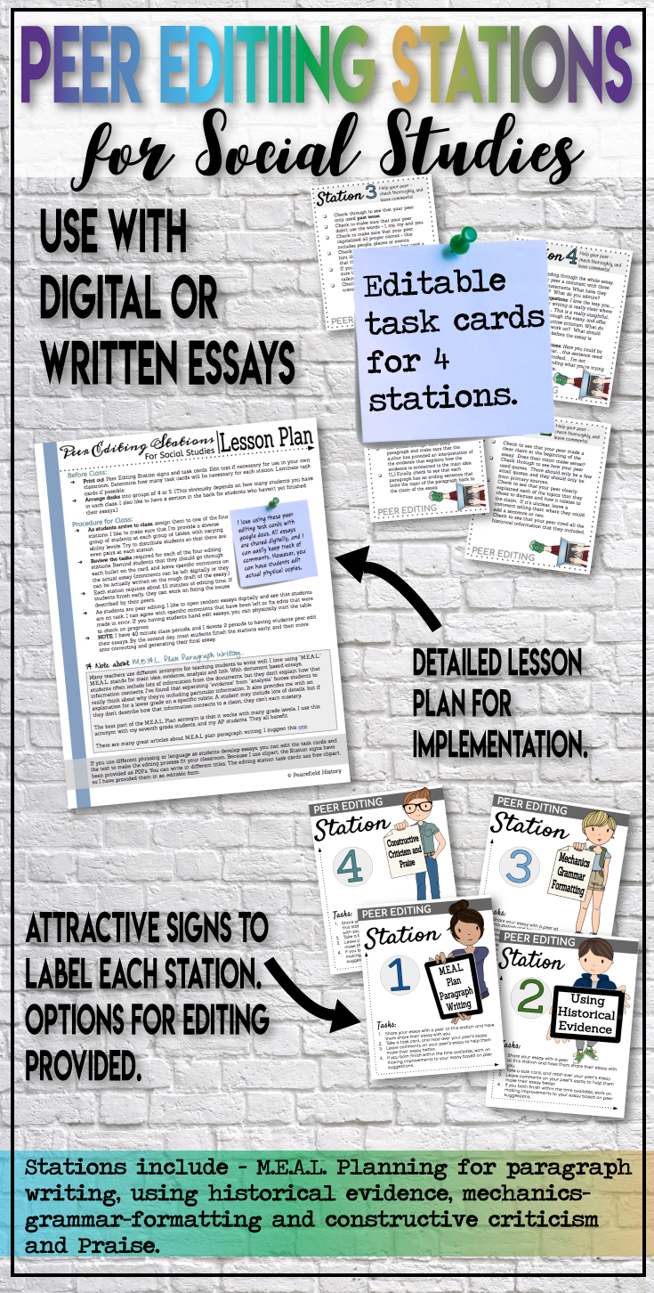High School Reflective Essay Narrative Essay Essay Writing Illustration Essay Paper Writing Service  December  Essay On How To Start A Business also Sample Of Research Essay Paper Editing Stations For Social Studies Essays Peer And Individual  Synthesis Essay Introduction Example