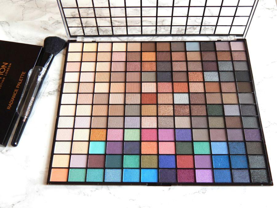 Makeup Revolution Eyeshadow Palette & Radiance Palette