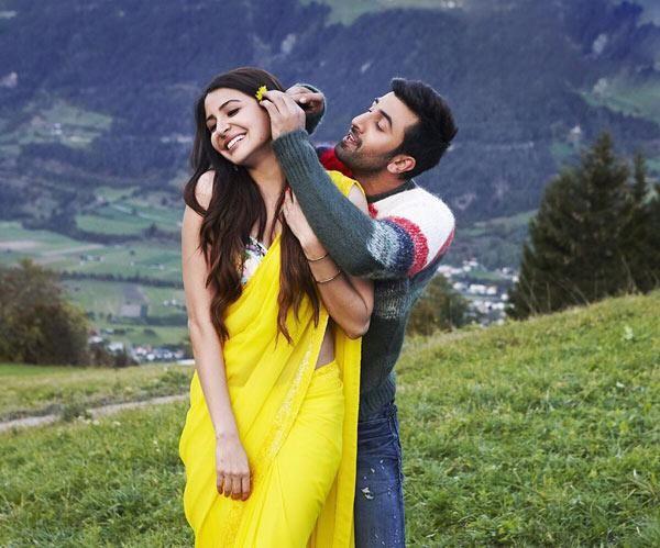 Ranbir Kapoor And Anushka Sharma Recreate A Scene From Chandni For