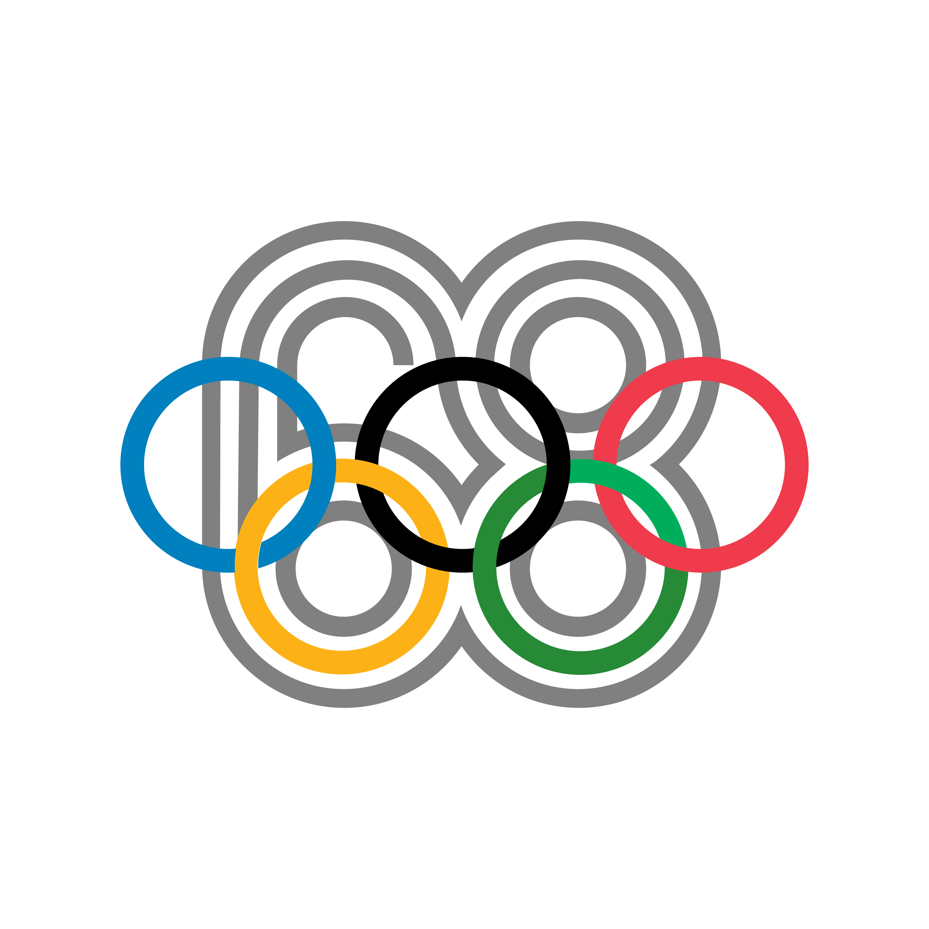 Mexico City 1968 Olympics Designer Lance Wyman Firm Mexico City 1968 Olympic Organizing Committee In Graphic Design Logo Branding Design Logo Logo Design