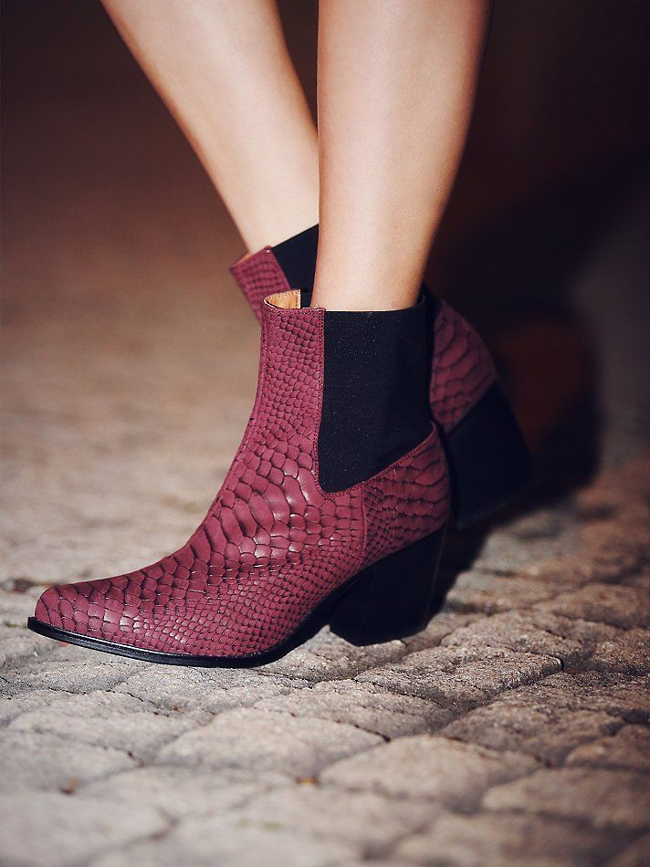 Jeffrey Campbell + Free People New Frontier Boot at Free People Clothing Boutique