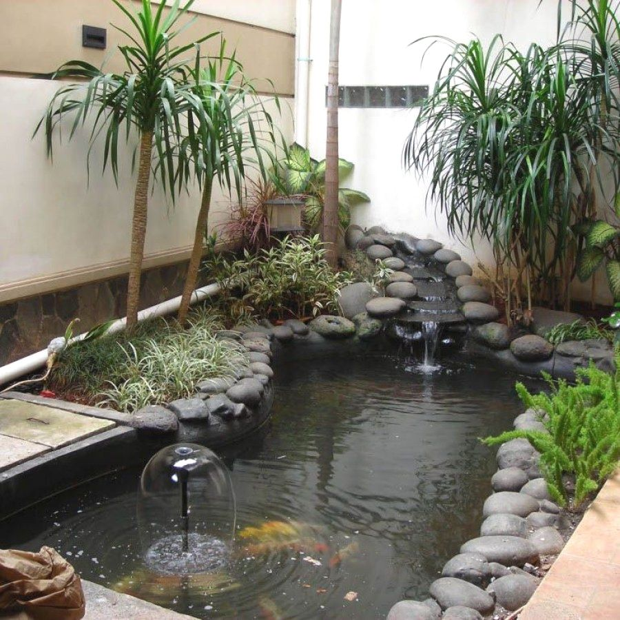 29 Creative Koi Pond Projects You Can Create Yourself To ...