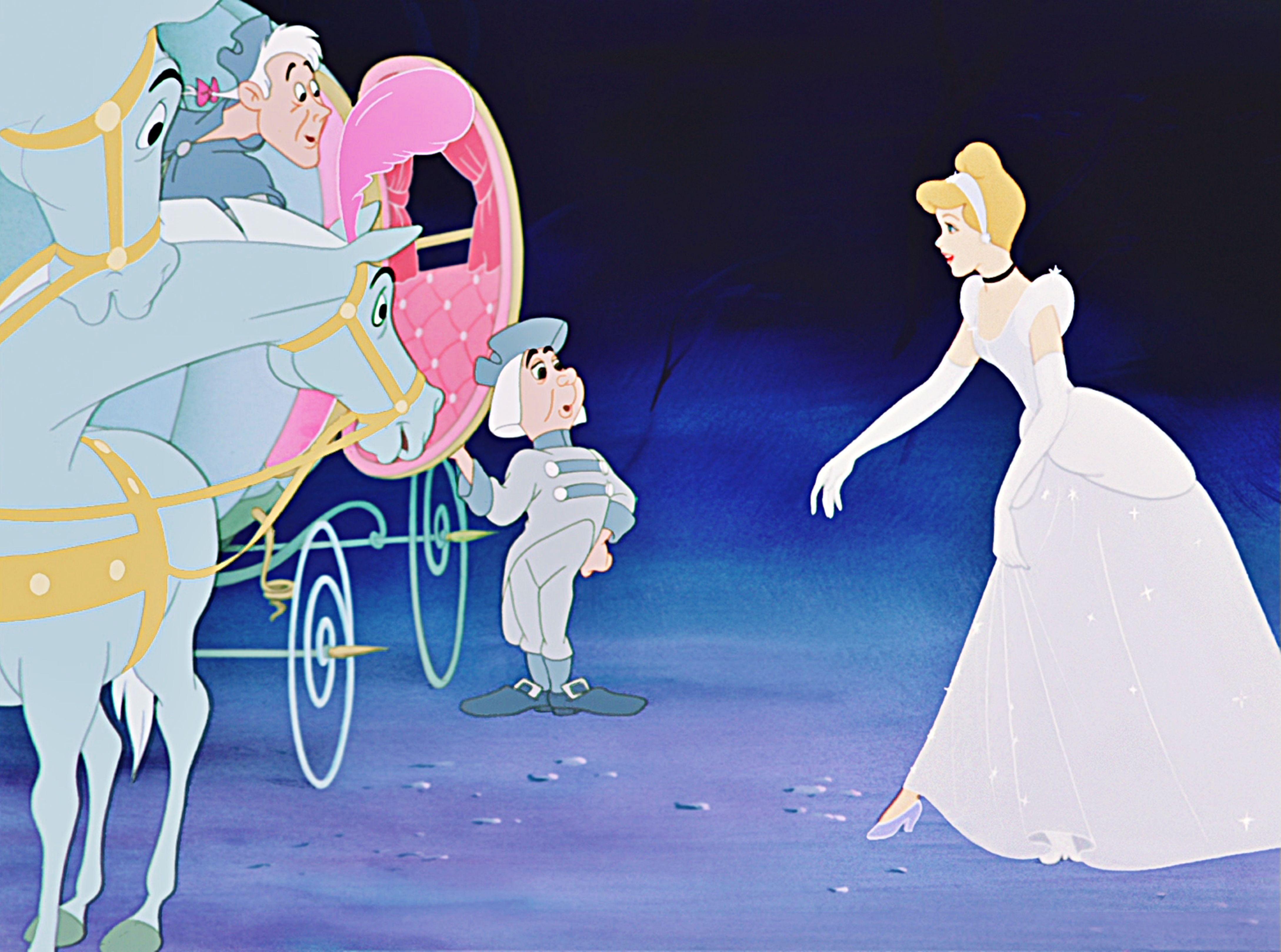cinderella disney character | Walt Disney Characters Walt