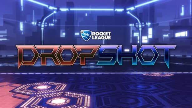 Rocket League Gets New Dropshot Game Mode Rocket League Rocket League