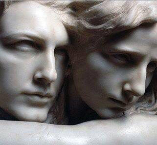 Emotion set in stone #love by Pietro Canonica 1869-1959