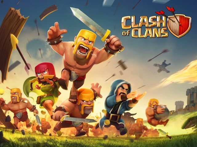 Clash Of Clans Android Apk V5 2 1 Free Full Version No Root Offline