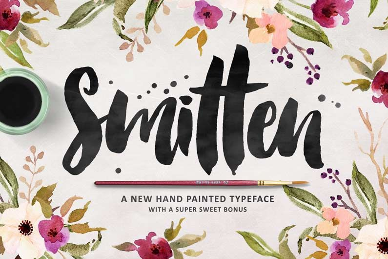 Ohhhh hello lovelies brush script fonts some free