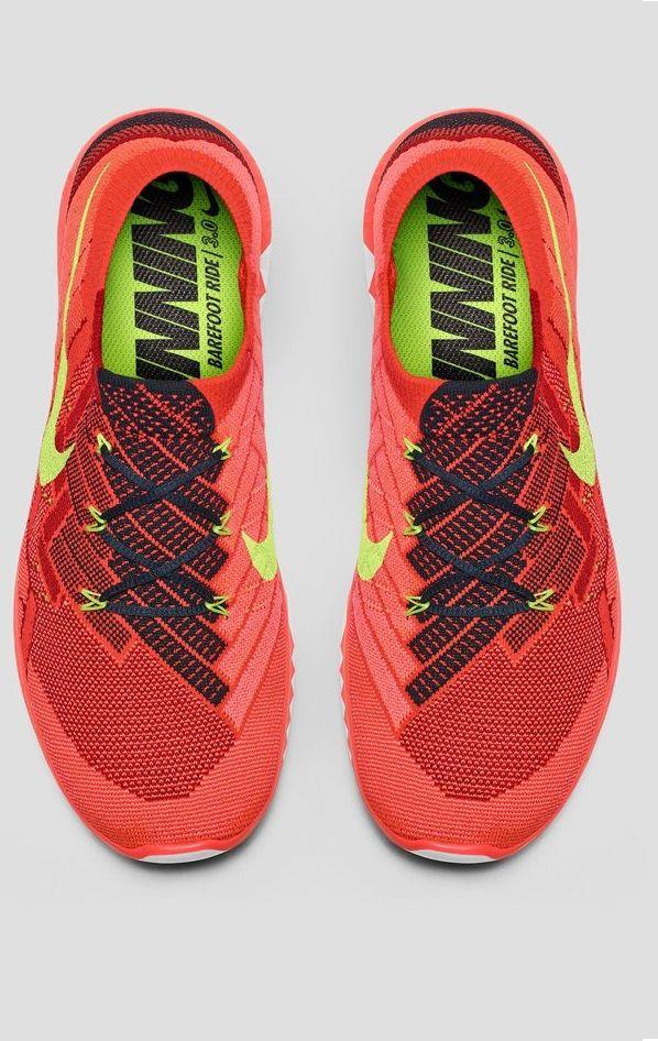 new concept f06b2 940b2 Nike Free 3.0 Flyknit Crimson Zapatillas, Tenis, Hombres, Zapatillas Para  Correr Nike