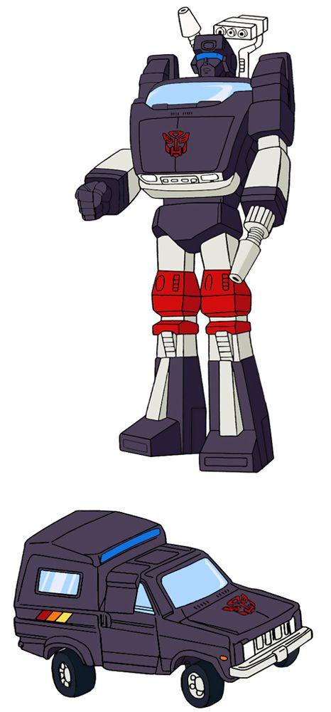 Transformers Generation 1 Cartoon Characters : Trailbreaker Следопыт Врізувач transformers kiev ua