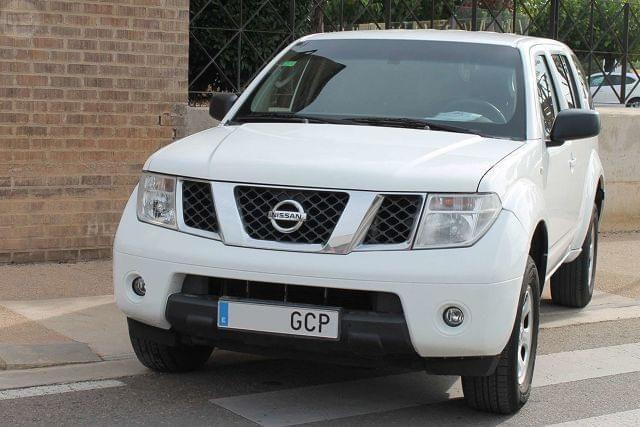 Mil Anuncios Com Nissan Pathfinder Venta De Coches 4x4