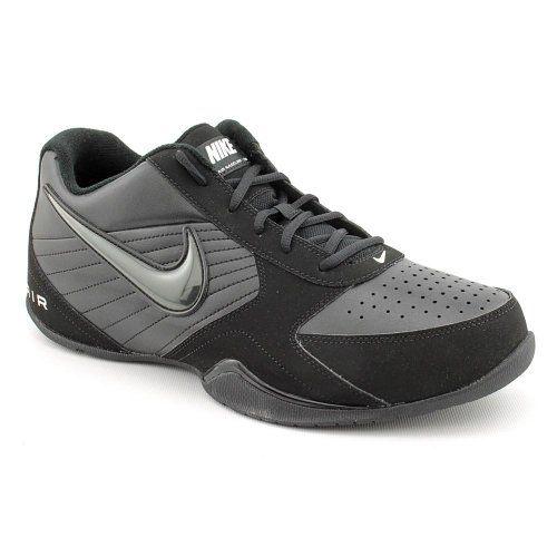 Lunar Control Vapor, Chaussures de Golf Homme, Noir (Black/Metallic Silver/White), 40.5 EUNike
