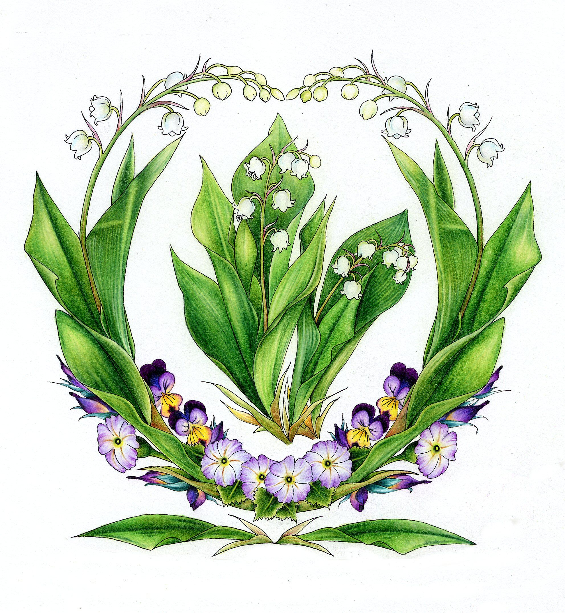 Lily Of The Valley Symbolism Lily Of The Valley The Meaning Of