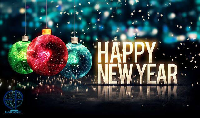 We Wish You A Happy New Year With The Hope That You Will Have Many