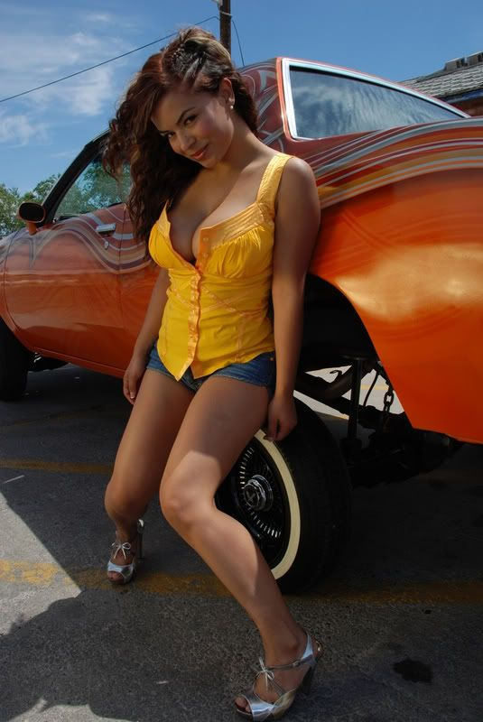 Made you latinas ass with lowriders