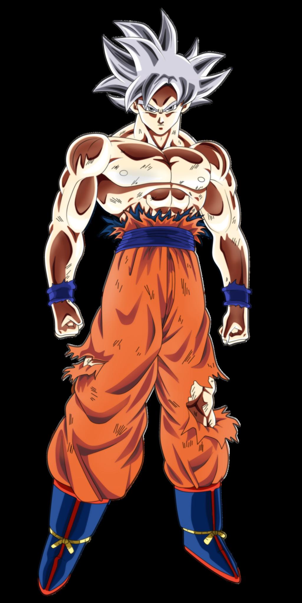 Goku Mastered Migatte No Gokui By Andrewdragonball Dragon Ball Super Manga Dragon Ball Goku Anime Dragon Ball Super