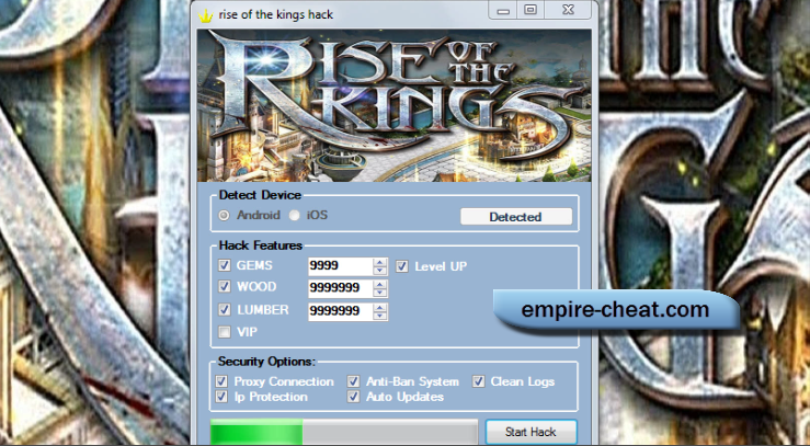 Rise Of Kings Hack Cheat Hello all bloggers in empire-cheat blog