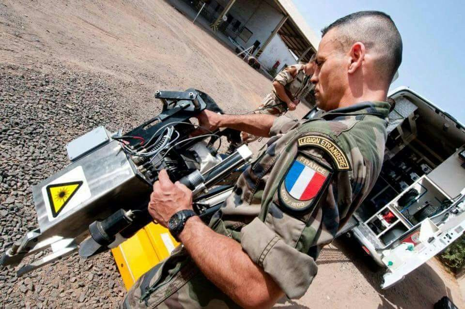 Autres Regiments Legion Etrangere Armee De Terre Regiment France